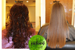 Infore Keratin Treatment Before and After 7
